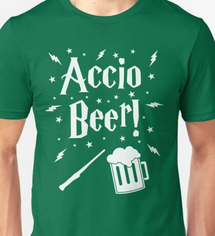 ACCIO BEER - St. Patrick's Day Irish T-Shirt Unisex T-Shirt