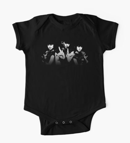 BabyMetal One Piece - Short Sleeve
