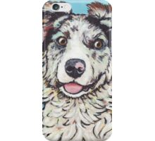 Australian Shepherd Pup iPhone Case/Skin