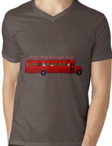 Join The Banter Bus! Mens V-Neck T-Shirt
