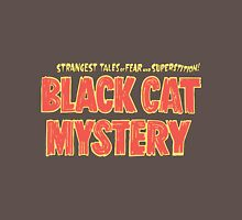 Black Cat Mystery (Harvey Horror Comics) Unisex T-Shirt