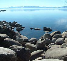 Tahoe Rocks by veda