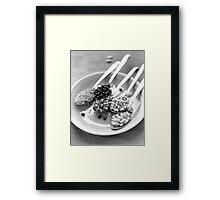 Lentils & Beans Framed Print