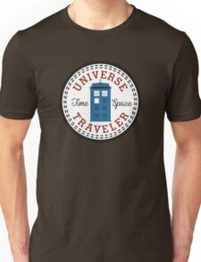 Doctor Who Converse Time Traveller Unisex T-Shirt