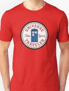 Doctor Who Converse Time Traveller T-Shirt