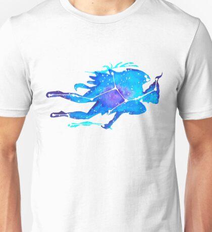 "Virgo ""The Virgin"" Constellation Painting Unisex T-Shirt"