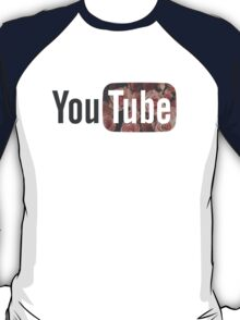 Floral YouTube  T-Shirt