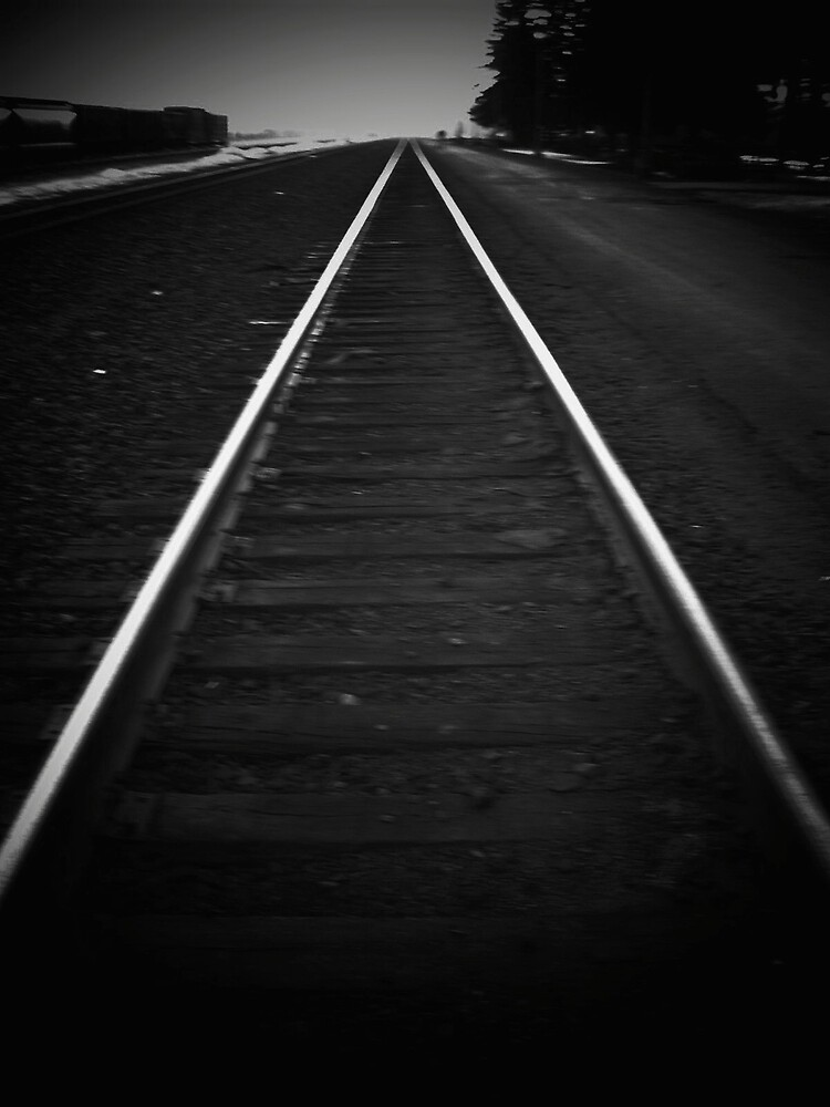 never ending tracks by Jaclyn Clemens