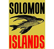 FLYING FISH (SOLOMON ISLANDS) Photographic Print