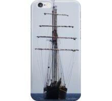 Tall Ship In Bangor iPhone Case/Skin