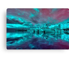 Rijeka Surreal  Canvas Print