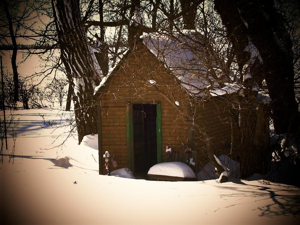 snowey day by Jaclyn Clemens