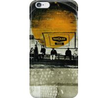 SITTING WAITING WISHING iPhone Case/Skin