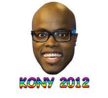 Jandino 2012 (Kony) Photographic Print