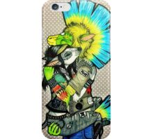 When Nobody's Looking iPhone Case/Skin
