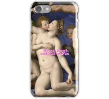 young dumb and full of fun iPhone Case/Skin
