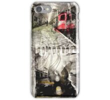 LIVING IN A HEARTACHE iPhone Case/Skin