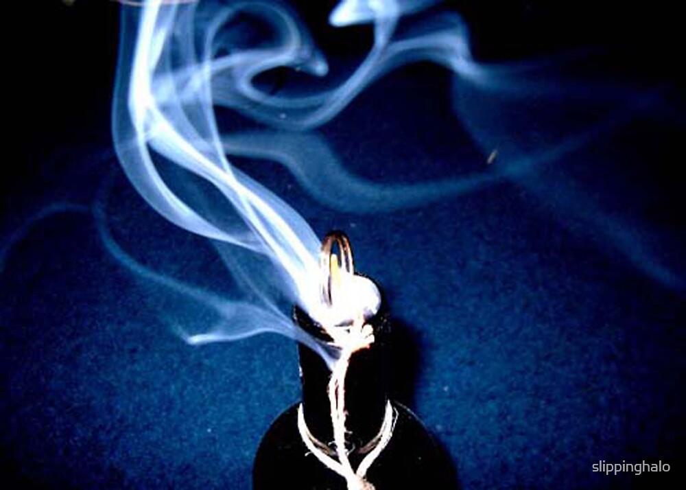 Smoke by slippinghalo