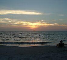 sundown by lopmanu