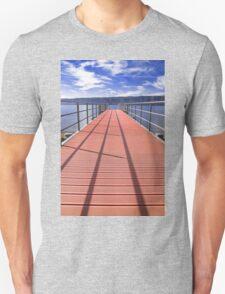sea bridge Unisex T-Shirt