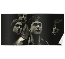Harry&Tonks&Ginny&Lupin Poster