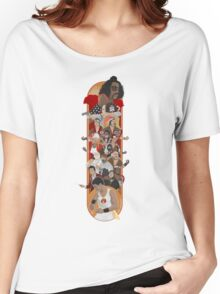 The Final Level Women's Relaxed Fit T-Shirt