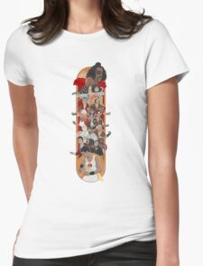 The Final Level Womens Fitted T-Shirt