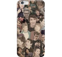 YouTubers Collage Phone Case iPhone Case/Skin