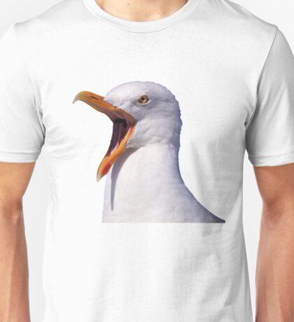 Screaming Seagull Unisex T-Shirt