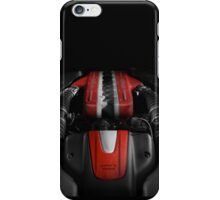 Powered By Blackline iPhone Case/Skin