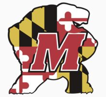 Maryland Terps by canossagraphics