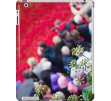 Tower Poppies 05 iPad Case/Skin