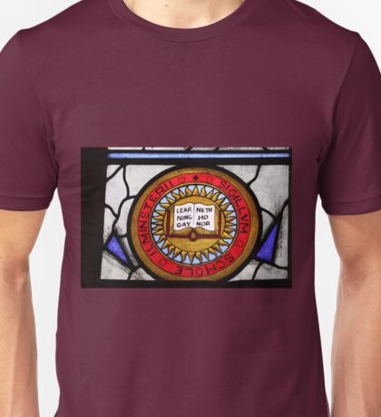 The Church of St Mary in Ilminster, Somerset Unisex T-Shirt