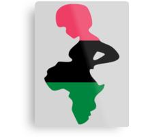 Motherland Africa Metal Print