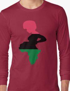 Motherland Africa Long Sleeve T-Shirt