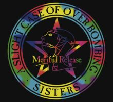 The Sisters Of Mercy - The Worlds End - A slight Case of Over Bombing by createdezign