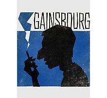 Serge Gainsbourg Photographic Print