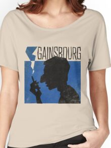 Serge Gainsbourg Women's Relaxed Fit T-Shirt