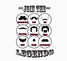The Mustache Legends: Mustache November Unisex T-Shirt