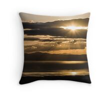 Donegal Sunset Throw Pillow