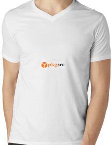 Netbsd pkgsrc Mens V-Neck T-Shirt