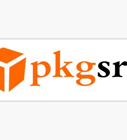 Netbsd pkgsrc Sticker