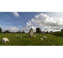 Avebury Stone Circle Photographic Print