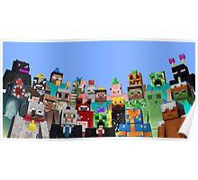 MineWorld2 Poster