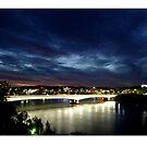 Brisbane Sunset by Paul Cotelli