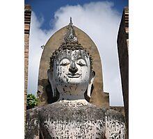 Good Budha Photographic Print