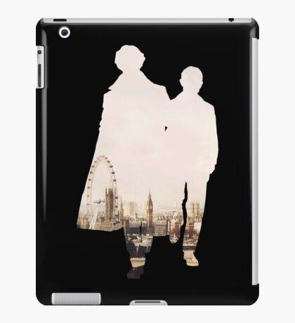 Sherlock London Skyline iPad Case/Skin