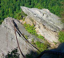 Chain Rock Mountain by Steven Slusher