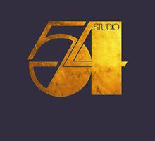 Studio 54 Golden Logo Unisex T-Shirt