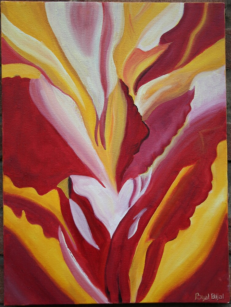 Abstract Painting by Bijal